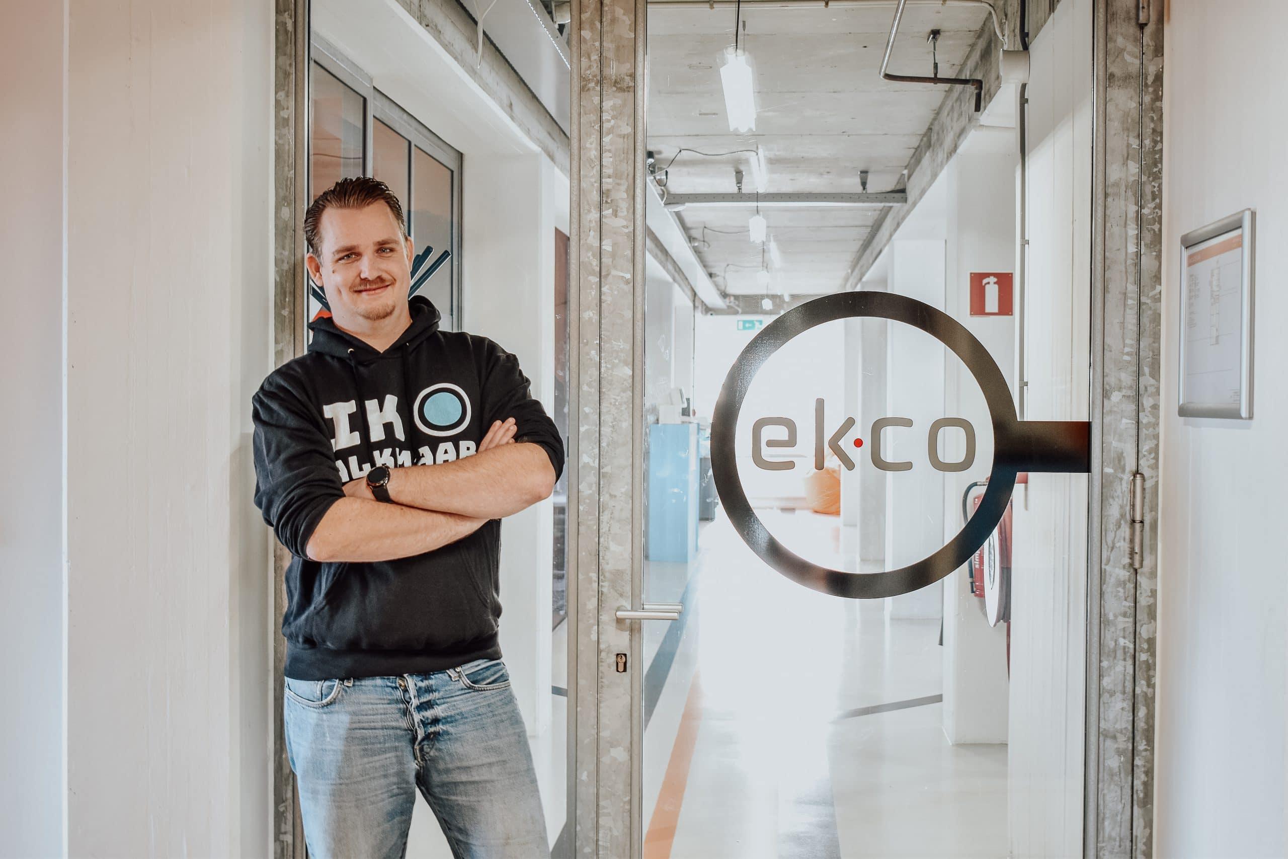 Niels Holwerda ekco